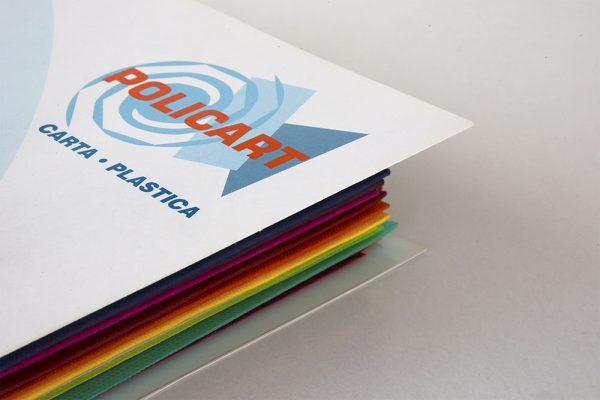 policart carta e plastica logo